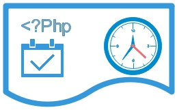 PHP Date Time function and time stamp
