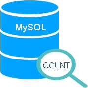 SQL COUNT for total number of records in mysql table