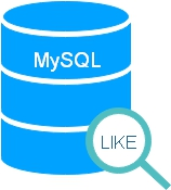 SQL LIKE query for matching patern records with wildcard